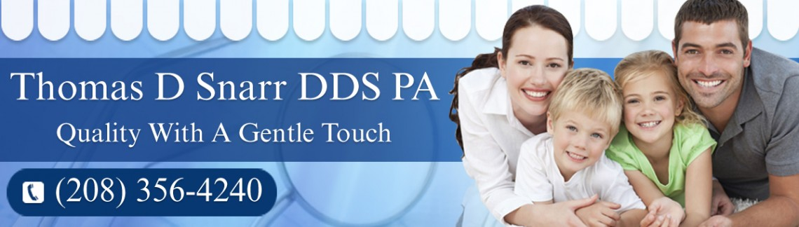 Thomas D Snarr DDS PA